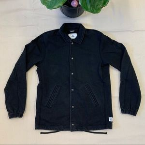 Reigning Champ Heavyweight Button Bomber Jacket